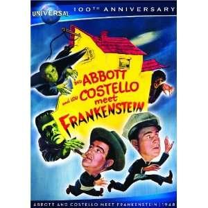 Abbott & Costello Meet Frankenstein [DVD + Digital Copy] (Universals