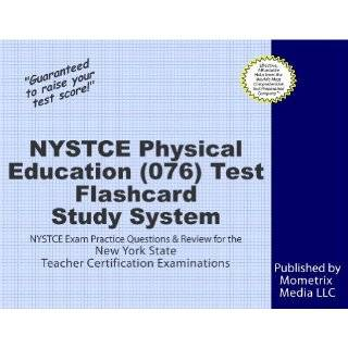 NYSTCE CST Physical Education 076 (XAM CST (Paperback