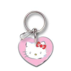 Officially Licensed Hello Kitty Enamel Key Chain Automotive