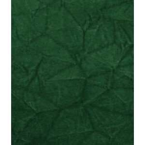 Crushed Emerald Velvet Fabric: Arts, Crafts & Sewing