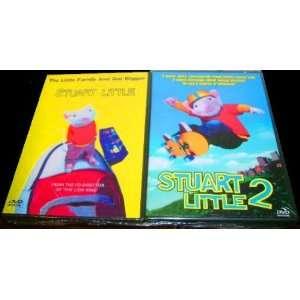 Stuart Little and Stuart Little 2 (2 Pack DVD Set