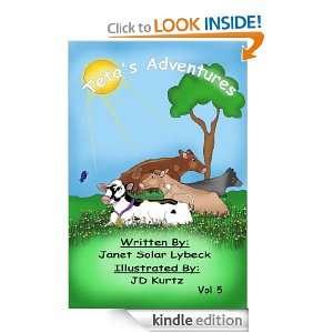 Tetas Adventures Vol 5: Janet Solar Lybeck, Justinn D. Kurtz: