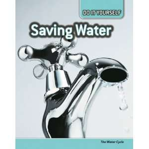 Saving Water (Do It Yourself) (9780431111414): Buffy Silverman: Books