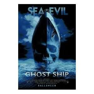 Ghost Ship Gabriel Byrne, Julianna Margulies, Ron Eldard