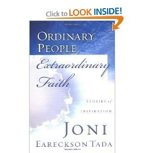 Ordinary People, Extraordinary Faith: Stories of