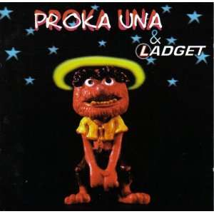 Proka Una & Ladget Books