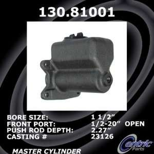com Centric   Premium Brake Master Cylinders   #130.81001 Automotive