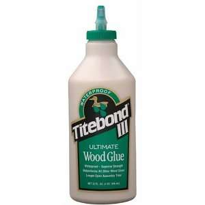 Franklin International 1415 Titebond III Ultimate Wood Glue, 32 Ounce