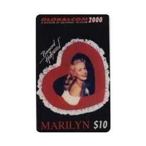10. Marilyn Monroe Within Valentine Heart (Bernard of Hollywood