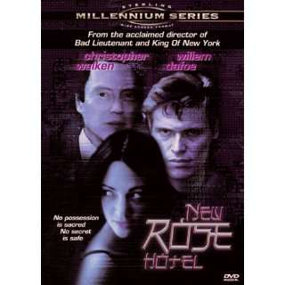 New Rose Hotel: Christopher Walken, Willem Dafoe, Asia