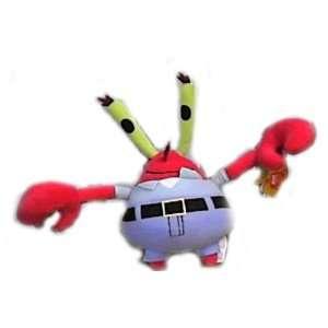 SpongeBob Squarepans & Friends Mr. Crab oys & Games