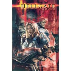 Hellgate: London [Paperback]: Ian Edginton: Books