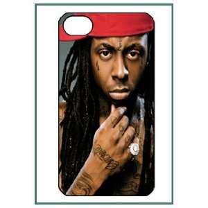 Lil Wayne iPhone 4 iPhone4 Black Designer Hard Case Cover