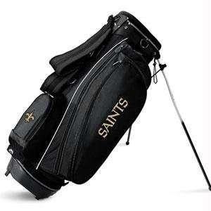 New Orleans Saints NFL Team Logod Stand Golf Bag by Callaway Golf