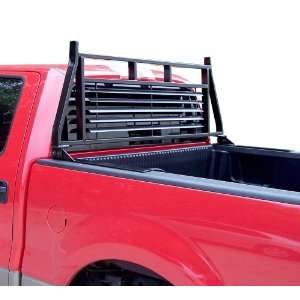 Aries 111000 Black Powder Coated Steel Headache Rack