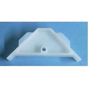 Corner Brace Plastic 11695 40 pcs: Home Improvement