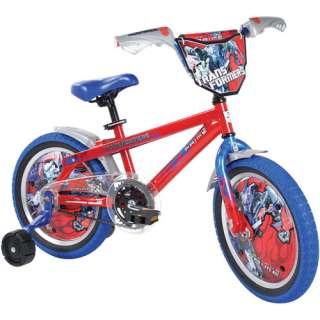 Transformers 16 Boys BMX Bike