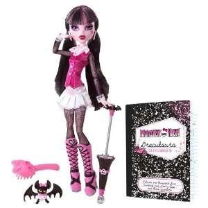 Monster High Draculaura Doll Toys & Games