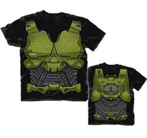 Shirt Tee HALO NEW Spartan Armor Cosplay/Costume (MEN