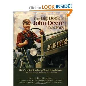 The Big Book of John Deere Tractors and over one million other books
