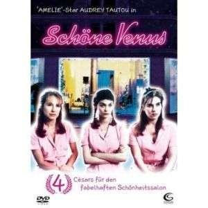 DVD   Schöne Venus   Audrey Tautou   Gefühlskino OVP