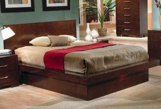 Jessica Platform Bed 200711   Coaster [CO 200711]   $572.00: Beds by