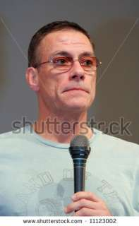 stock photo  Jean Claude van Damme The International Film Festival