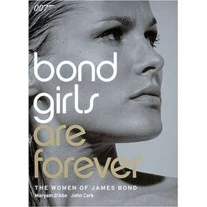 Bond Girls are Forever: The Women of James Bond: Maryam dAbo, Maryam