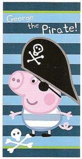 Home Football Peppa Pig Peppa Pig George Pirate Towel Printed Design