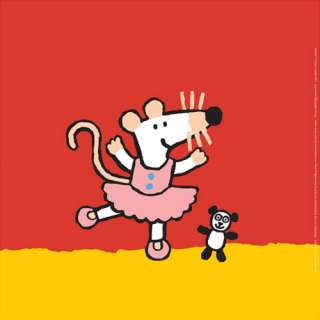 Animals » Land Animals » Rats & Mice » Maisy the Ballerina