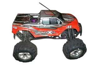 HPI Racing Savage X 4.6 Radio Controlled Truck