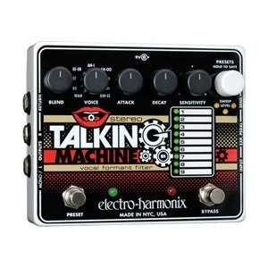 Electro Harmonix Stereo Talking Machine Vocal Formant
