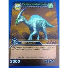 Carte dinosaur king dkta 090 ace dinotecteur - Carte dinosaure king ...