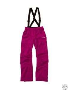 Womens dare2be Lustre Pink Ski Salopettes/Pants.