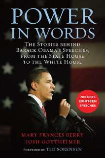 Power in Words by Mary Frances Berry :: Reader Store