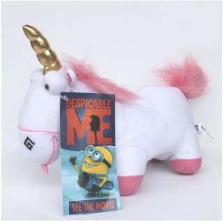 Me Character Plush Toy Doll Fluffy Unicorn Stuffed Animal Soft Figure