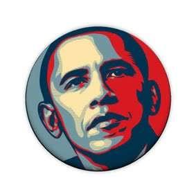 Barack Obama Hope 1 Inch Pin Button Badge