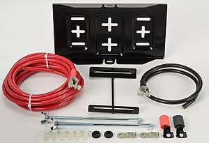Performance Products 10275 Single Battery Relocation Kit JEGS