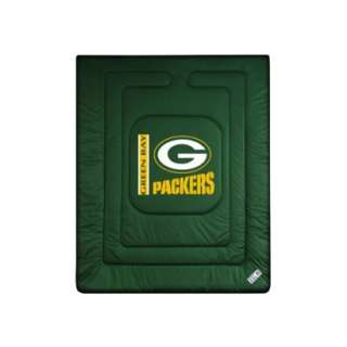 Green Bay Packers Comforter   Full/ Queen.Opens in a new window
