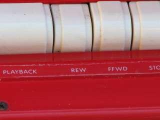 Old Tyme Coca Cola Cooler Cassette Radio OTR 1949