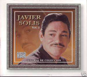 Javier Solis   Tesoros de Coleccion Vol. 2   3 Cds