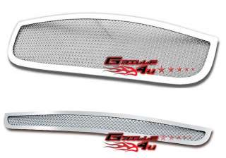 06 10 Chevy HHR Stainless Steel Mesh Grille Combo