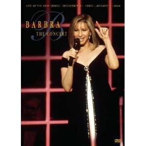 Barbra Streisand   The Concert Live at the MGM Grand