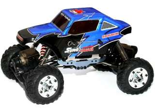 Redcat Sumo 1/24 Scale Electric RC Crawler Truck Truggy Buggy Blue