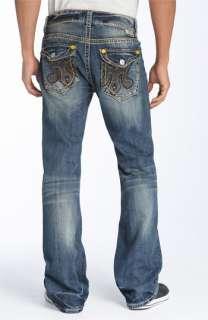 MEK Denim Natal Bootcut Jeans (Natal Saddle Wash)