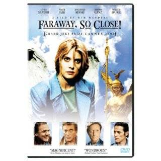 Faraway, So Close! ~ Otto Sander, Bruno Ganz, Nastassja Kinski and