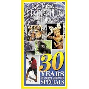 Specials [VHS] Jacques Yves Cousteau, Dian Fossey, Birute Galdikas