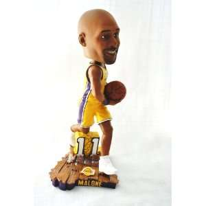 Karl Malone Official NBA #11 action Bobble Head Los Angelos Lakers hm