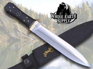 Elk Ridge Large Dagger Hunting Skinning Knife Survival
