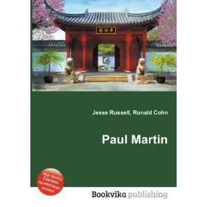 Paul Martin Ronald Cohn Jesse Russell Books